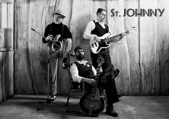 St johny T